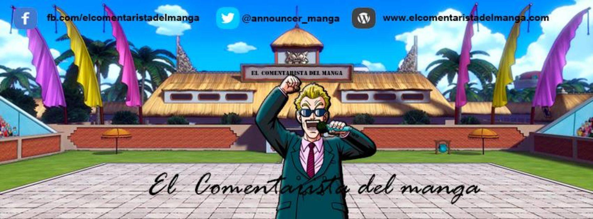 El comentarista del manga